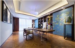中建江山壹號365平樣板房設計
