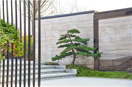 西安浐灞绿地与湖项目