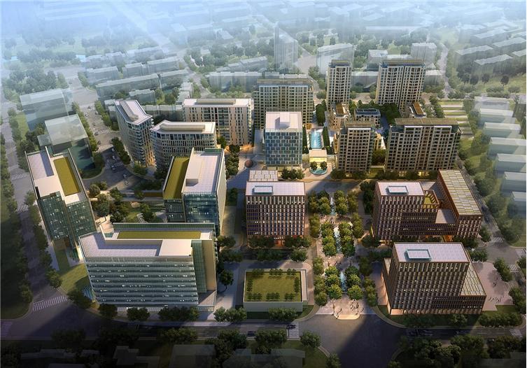 上海创智天地综合社区