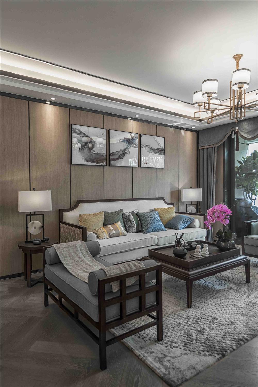广汉玖珑湾新中式户型