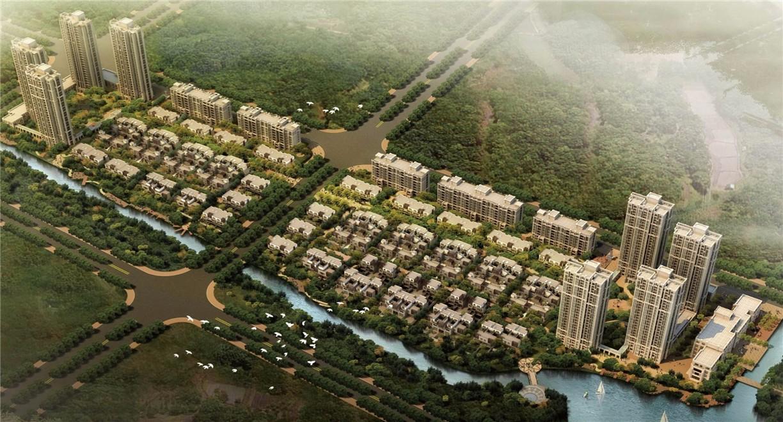 上海绿地海域观园