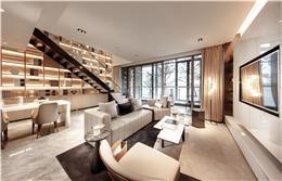 福建東湖數字小鎮創新住宅空間設計