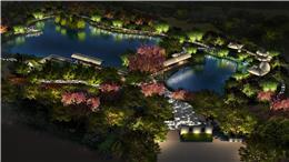 深圳王母河照明設計