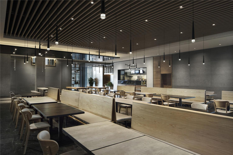 盈峰大厦餐厅