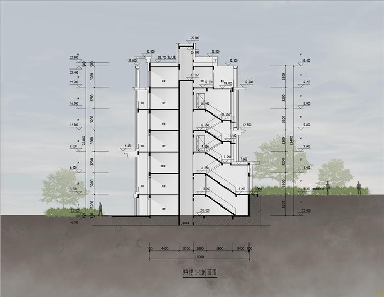 福州世茂·国风长安-捷仕建筑规划设计(上海)有限公司