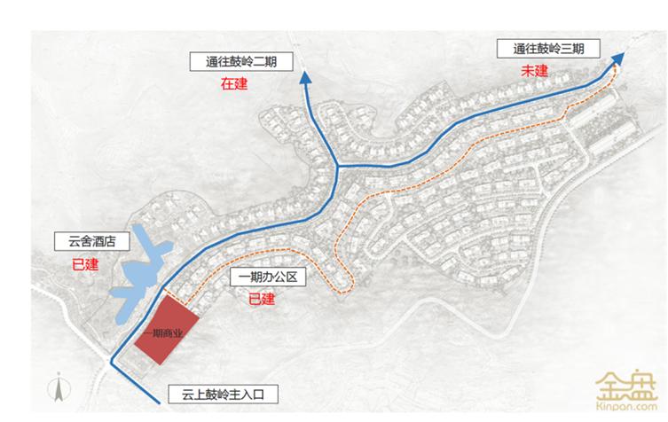 福州·世茂鼓岭鹅鼻商务中心