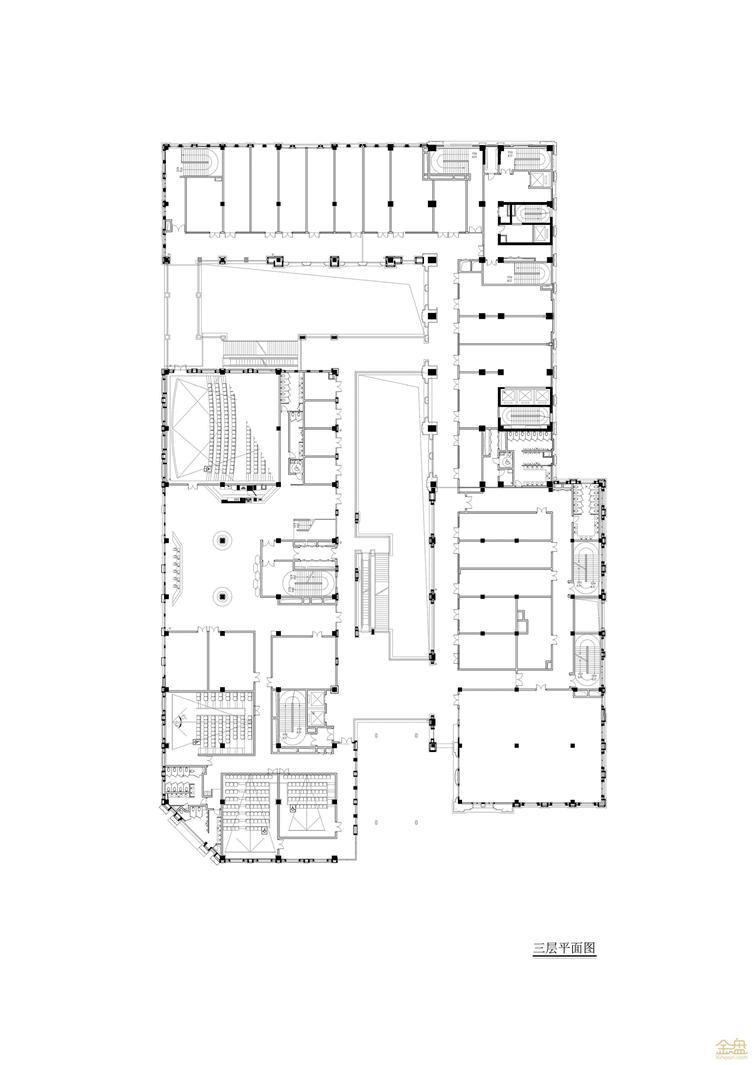 武汉五环天地立面设计