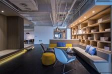 地胜设计|北京金融街漫香林创新集办公空间
