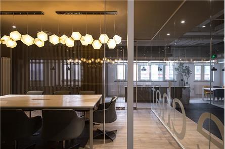 北京金融街漫香林创新集办公空间