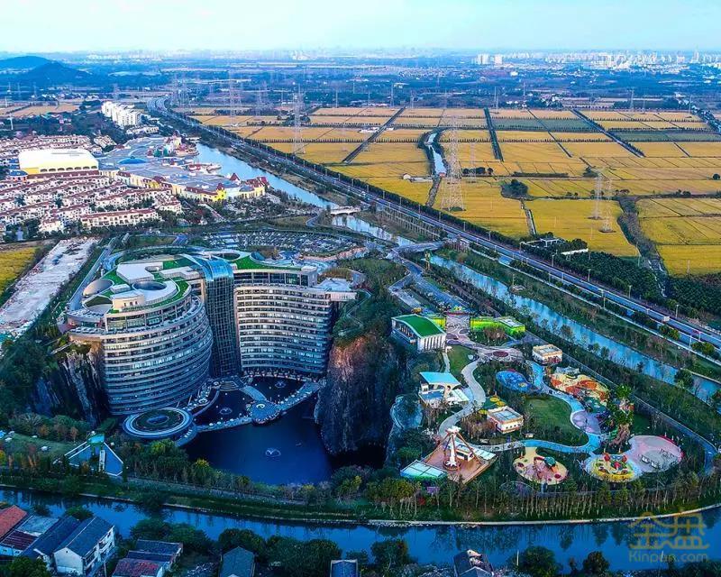 上海佘山深坑酒店