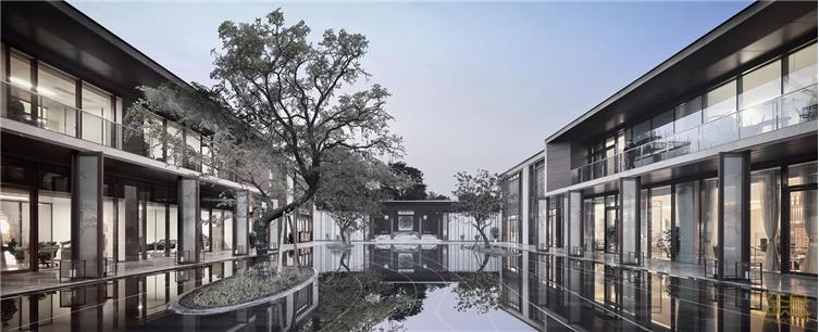光谷澎湃城 · 奥山府