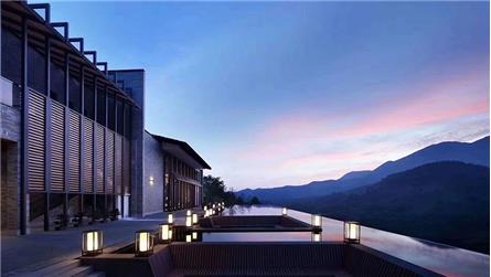 大龍山生態酒店