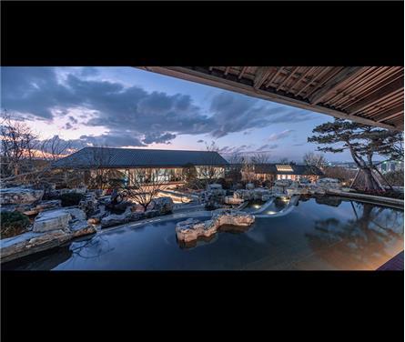 绿地香港 滇池国际健康城·山重院