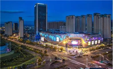 義烏吾悅廣場 商業景觀設計