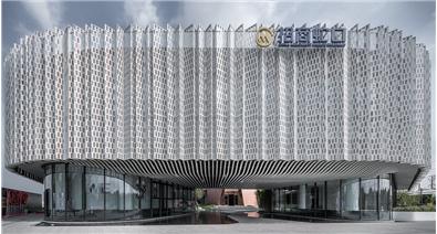 上海宝山工业园区活动中心