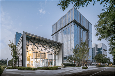 北京绿地海淀云谷科技中心