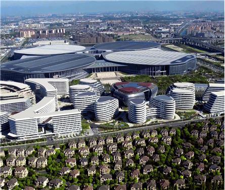 绿地融信上海·虹桥世界中心