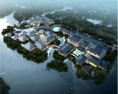 南京市杨柳湖文化主题酒店
