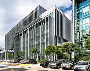 广州白云国际机场综合信息大楼项目工程设计
