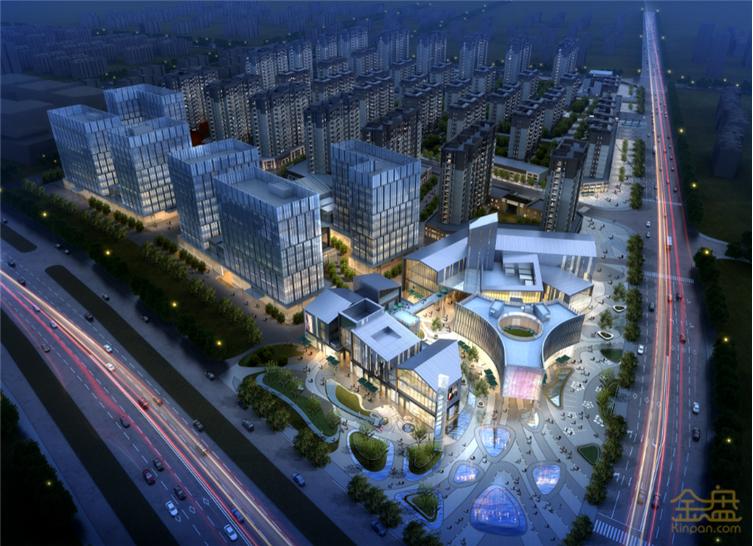 北辰武汉黄陂临空港地块项目