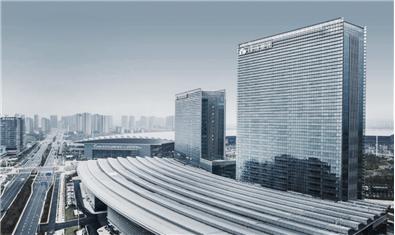 绿地南昌铂瑞酒店