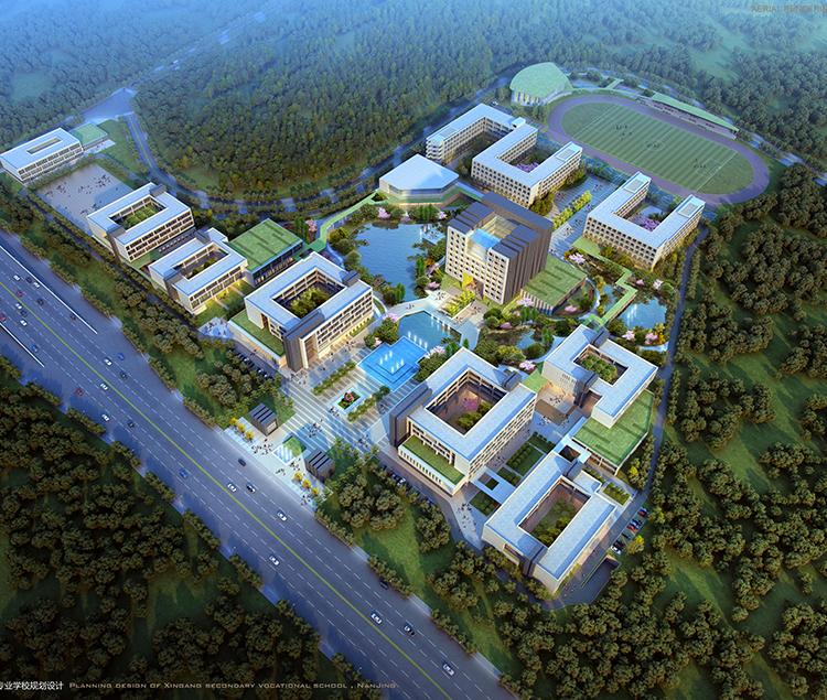 南京新港中等专业技术学院