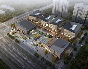 渭南老城文化中心