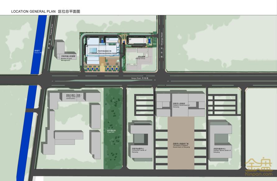 丹阳规划展示馆
