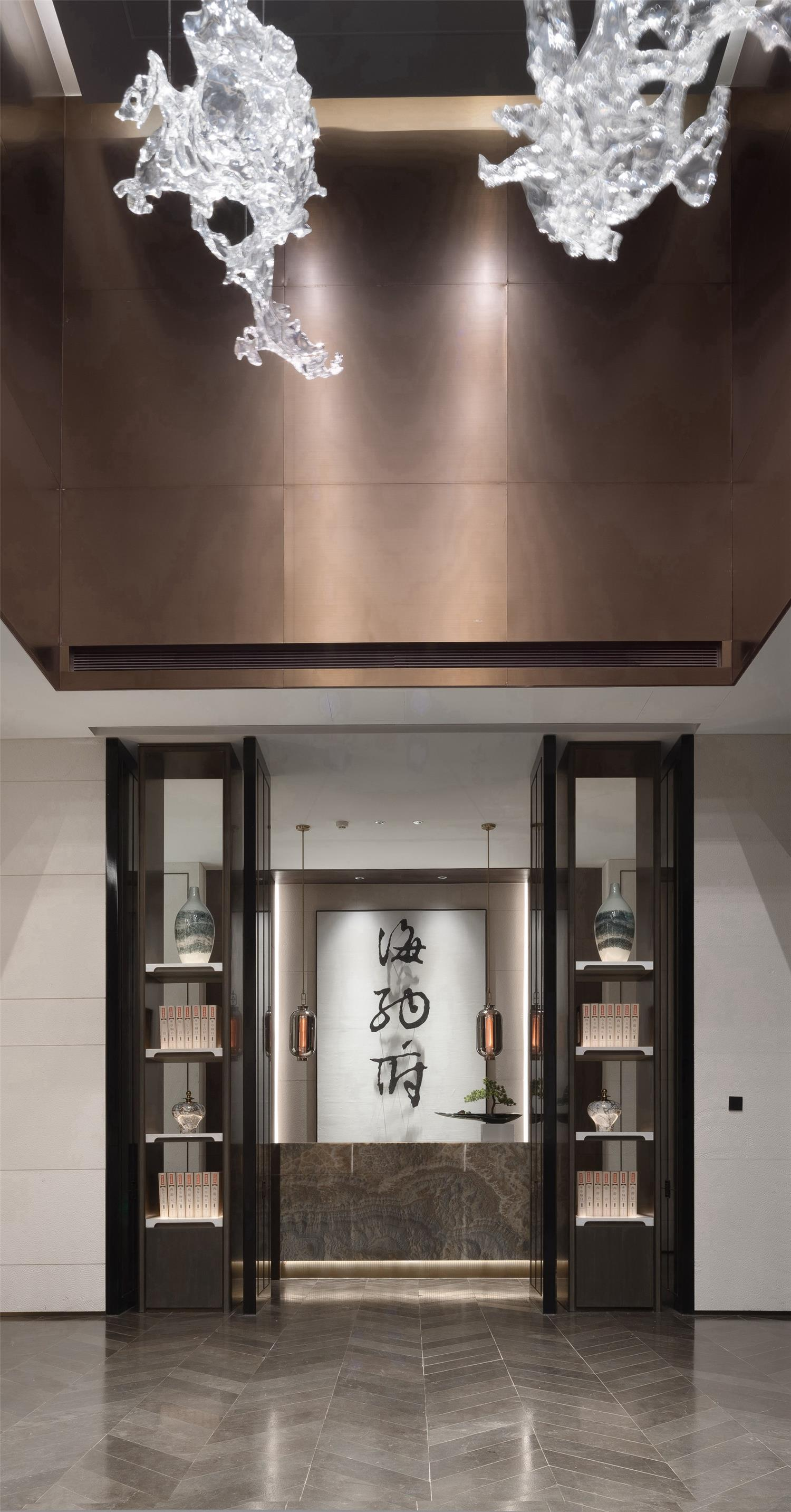 天津中建·海纳府销售中心