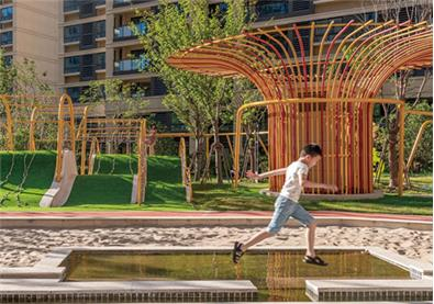 绿地上海·林肯公园(大区)
