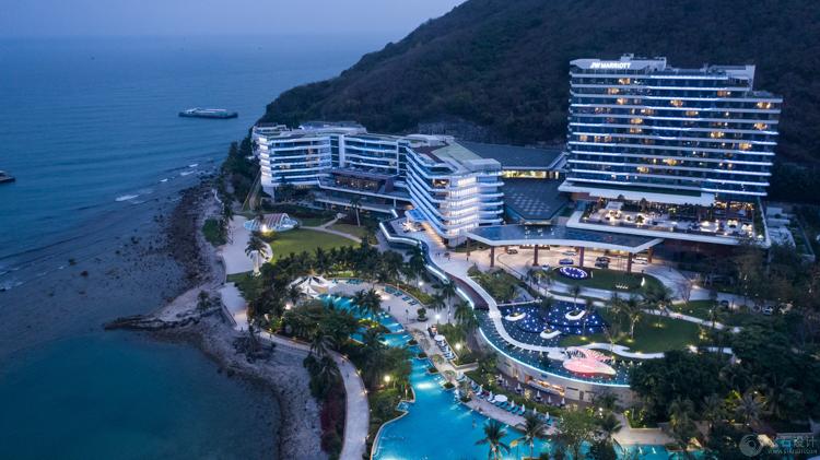 三亚鲁能JW万豪酒店景观改造