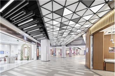 J&A杰恩设计商场设计项目-上海中信泰富万达广场