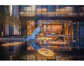 绿地香港滇池国际健康城展示区