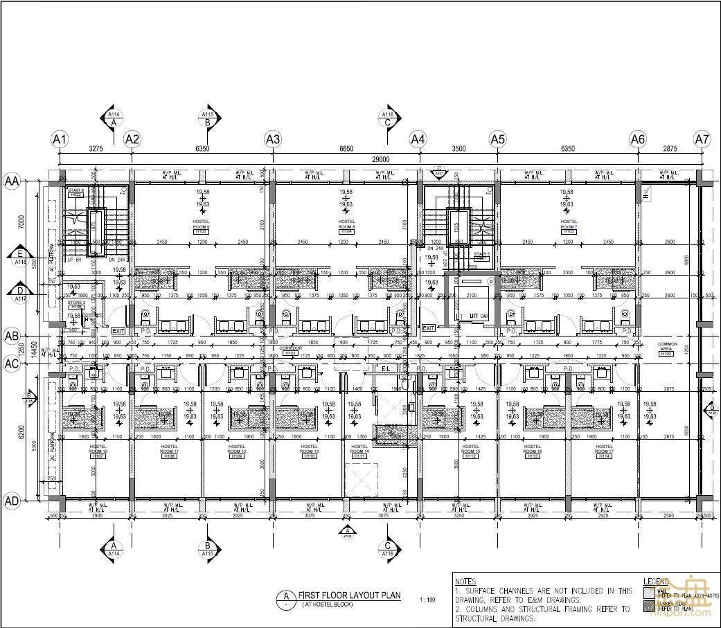 Hostel_Floor Plan_First.JPG