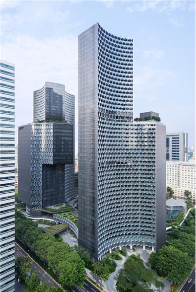 新加坡DUO双景坊