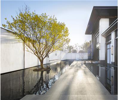 金科集美江畔景观规划设计