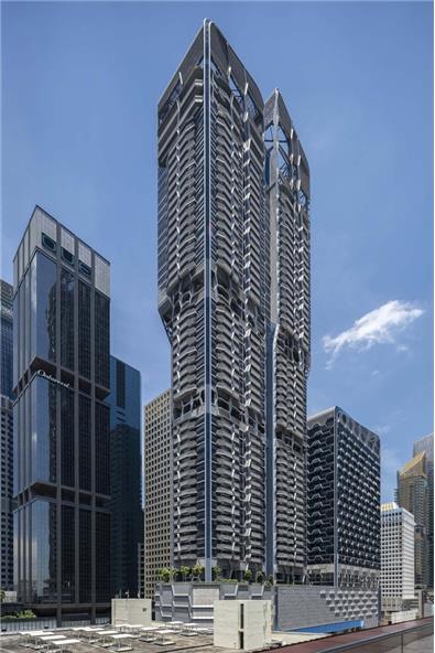 新加坡 V on Shenton大厦