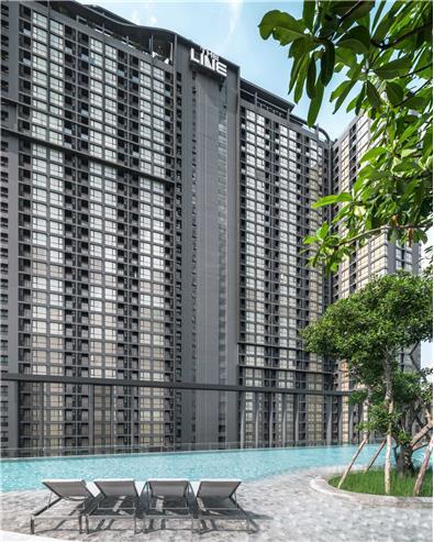 泰国云朵公寓