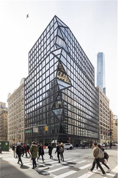 纽约东22街121号公寓