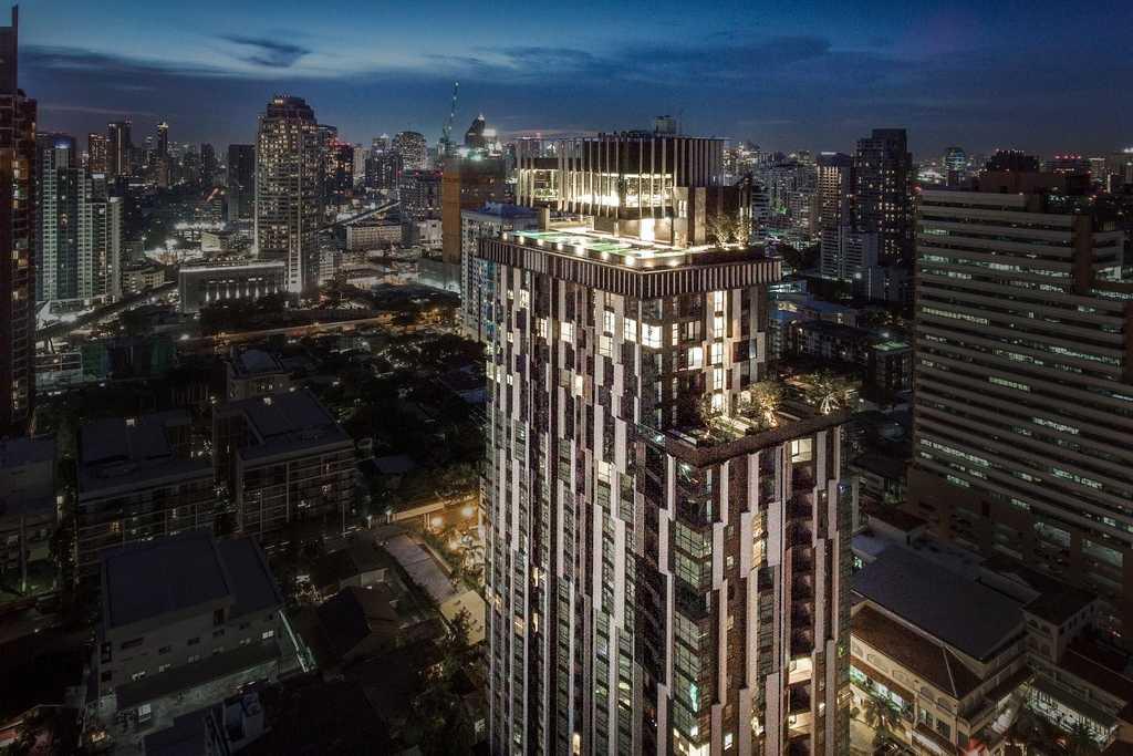 曼谷豪华共管公寓 Rhythm Ekkamai