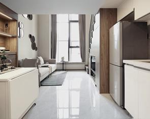 俊发城公寓