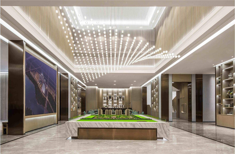 旭辉·雅居乐·清樾销售中心