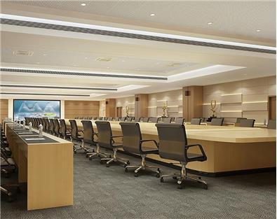 广州白云机场综合信息大楼