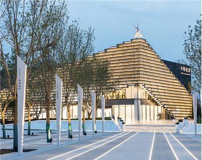 银川中海悦府展示中心