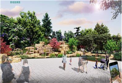 合肥植物園擴建二期景觀綠化工程