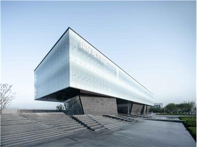 青島華潤海洋國際展廳