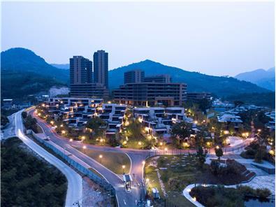 福州 · 万科城二期项目(大樟溪岸)