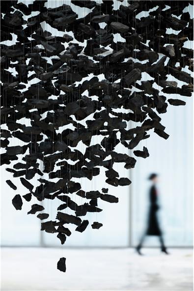 尚石设计丨正荣常熟紫誉华庭销售中心