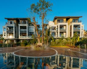 西雙版納·萬達國際旅游度假區八期版納合院
