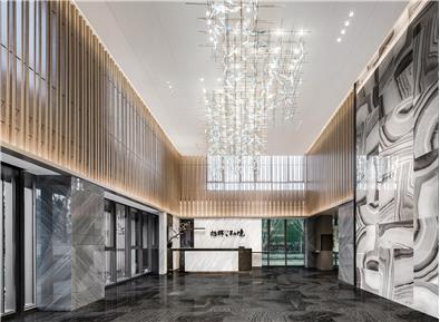 尚石设计丨旭辉武汉江山境销售中心